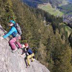 Höhenfieber, Stafflacher Wand