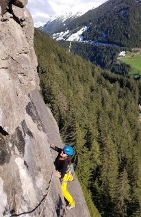 Klettern St. Jodok